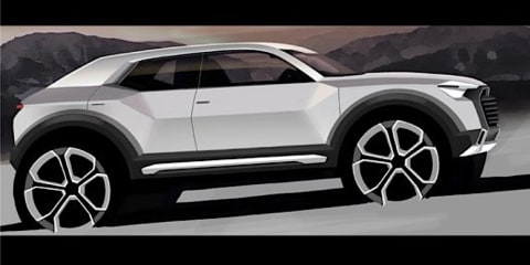Audi Q1: subcompact SUV to launch in 2016