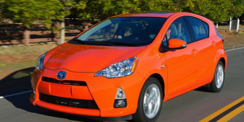 Toyota Prius C to become Australia's cheapest hybrid