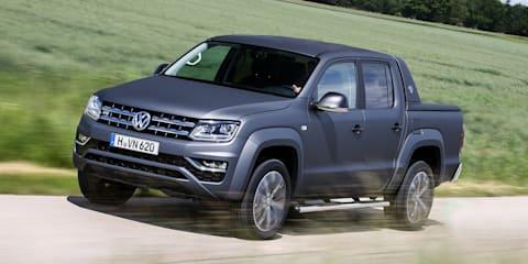 2017 Volkswagen Amarok Ultimate V6 gets matte paint option