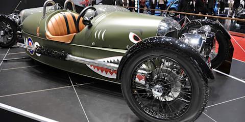 Morgan Cars Australia pushing to bring Threewheeler Down Under