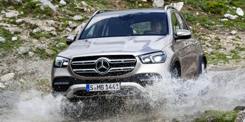 2019 Mercedes-Benz GLE: Third row to cater for 1.8m adults