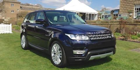 2014 Range Rover Sport sneak peek