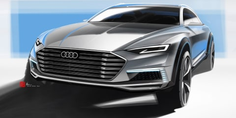 Audi Q8 coupe-inspired SUV due in 2019