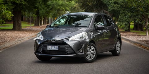 2019 Toyota Yaris recalled