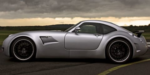 Wiesmann files for bankruptcy: report