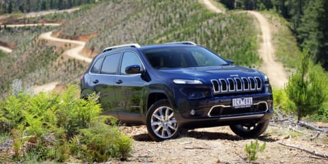 2018 Jeep Cherokee recalled