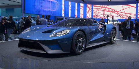 Keeping the Ford GT secret, how it was done - report