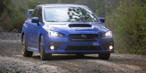 2014 Subaru WRX STI Review