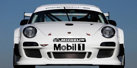 Porsche 911 GT3 R developed for GT motor sport in 2010