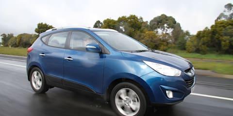 Hyundai ix35 Eco Drive Challenge