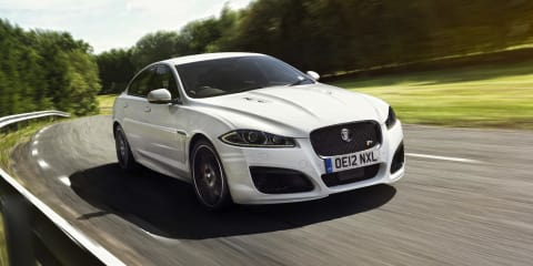 Jaguar XFR Speed Pack makes British luxury muscle sedan faster
