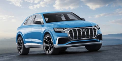 Electric models and SUVs key to Audi Sport's future success