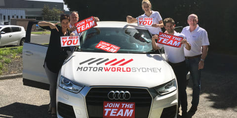 Join the MotorWorld Sydney volunteer crew!