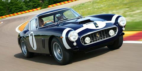 Ferrari remembers Sergio Pininfarina with museum exhibition