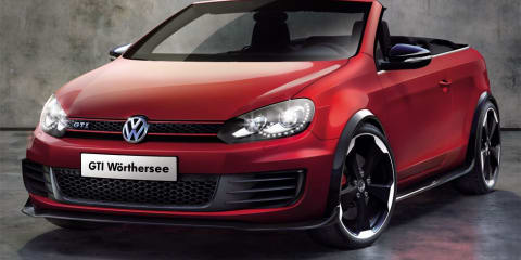 Volkswagen Golf GTI and R Cabriolet coming?