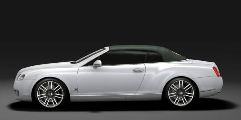 Bentley Continental GT, GTC Series 51 ready for Frankfurt