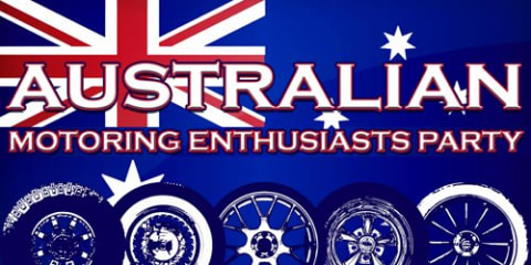 Australian Motoring Enthusiast Party to contest 2013 Federal Election