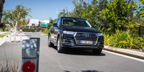 Audi Q7 3.0TDI temporarily removed from sale in Australia