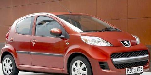 PSA postpones Chinese minicar production
