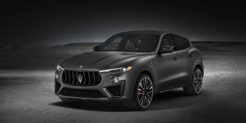 2019 Maserati Levante Trofeo revealed