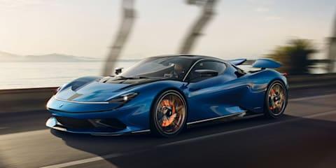 Pininfarina Battista reaches production