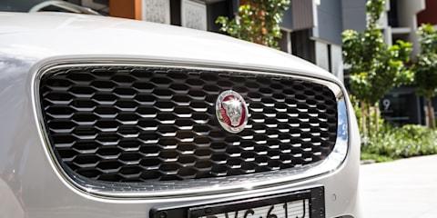 Jaguar C-Pace name registered in Europe