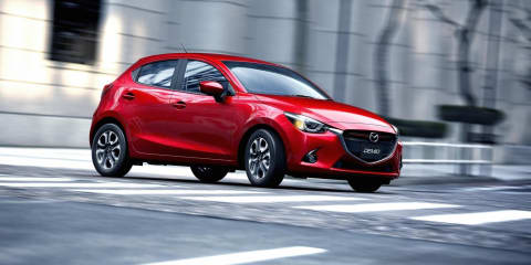 2015 Mazda 2 sacrifices space for style, executives admit