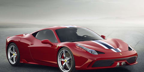 2015 Ferrari 458 Italia Review