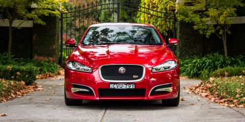 2015 Jaguar XF-S Diesel Review :: Run-out round-up