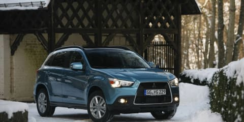 2010 Mitsubishi ASX coming to Australia in August