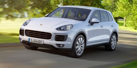 2017 Porsche Cayenne pricing and specifications: More standard kit, higher prices