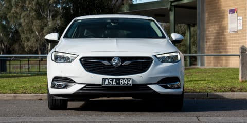 Holden halts Commodore, Equinox production as stock overflows