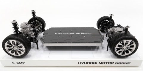 Hyundai launches new modular platform to underpin future electric vehicles