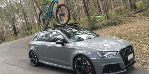 2016 Audi RS3 Sportback quattro review