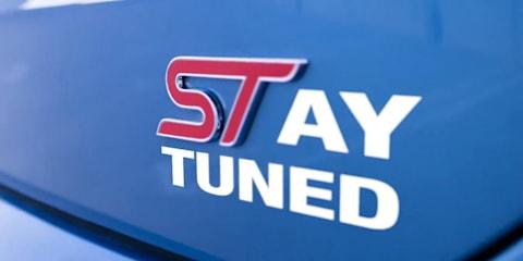 Ford teases new ST model - UPDATE