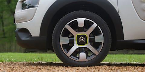 Citroen C4 Cactus Advanced Comfort concept promises 'flying carpet' ride