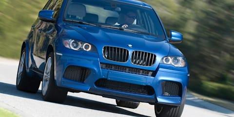 BMW X5 M for Australia