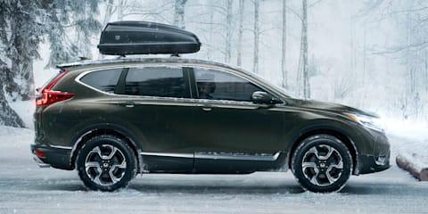 2017 Honda CR-V: All-new SUV is part three in brand revival