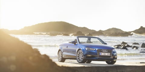 2014 Audi A3 Cabriolet: Pricing and specifications