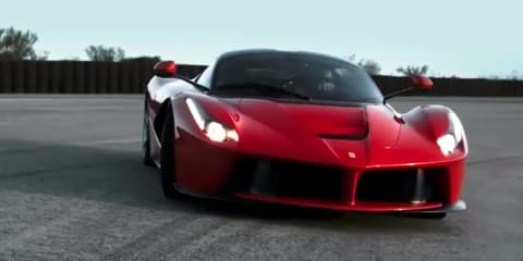 LaFerrari goes viral with tech vids
