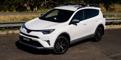 2017 Toyota RAV4 GXL review: Long-term report three – driver assistance and infotainment technology