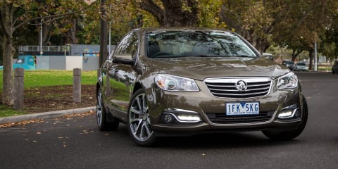 2016 Holden Calais V Sedan Review