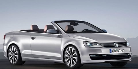 2014 Volkswagen Passat Cabrio to replace Eos