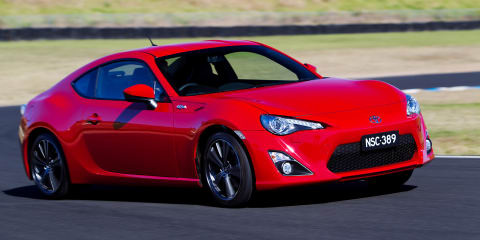 Toyota 86: exclusive racetrack plan revealed