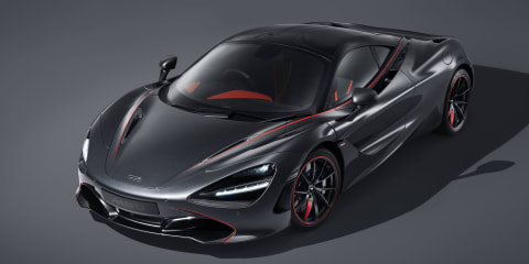 McLaren 720S Stealth Edition unveiled