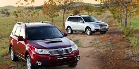 Subaru Forester diesel added to Australian range