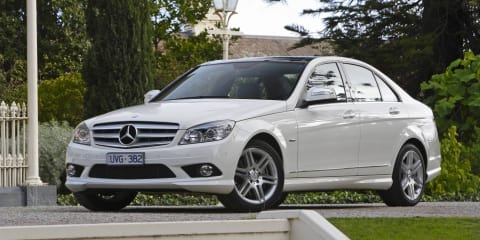 Mercedes-Benz C-Class makes one million sales