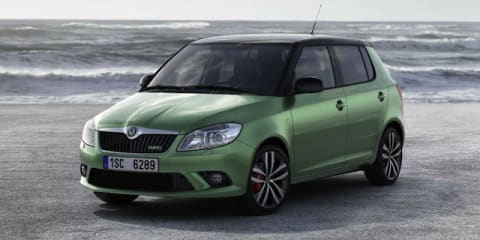 Skoda Fabia RS: $27,990 hot-hatch released
