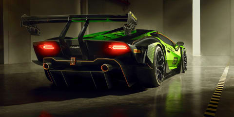 Track-only Lamborghini Essenza SCV12 unveiled