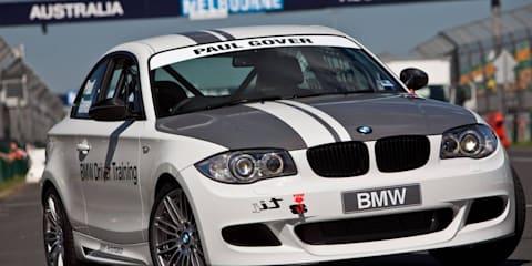 BMW 135i Coupé to tackle Albert Park